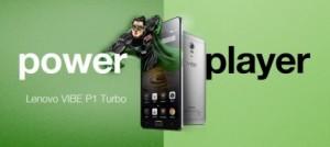 Lenovo выпускает долгоиграющий Vibe P1 Turbo