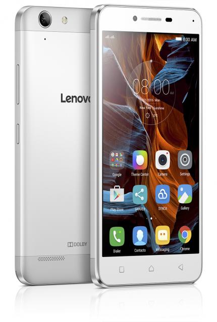 Lenovo представила недорогие металлические смартфоны Vibe K5 и Vibe K5 Plus.