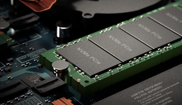 Высокоскоростные накопители PCIe