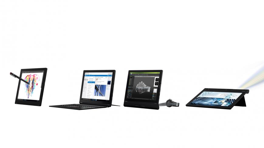Модульный планшет Lenovo ThinkPad X1 Tablet