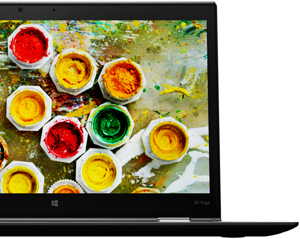 X1 Yoga оснащен потрясающим 3К-дисплеем