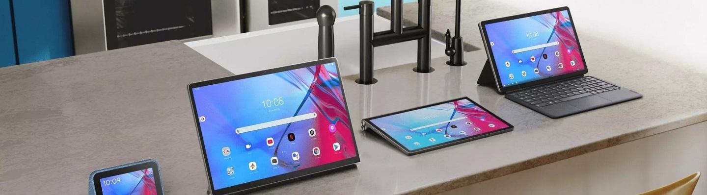 Изящные планшеты и умные часы Lenovo помогут оптимизировать работу вашего дома