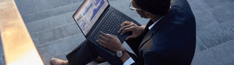 Раскройте мощность и производительность с помощью Lenovo ThinkPad и ThinkVision