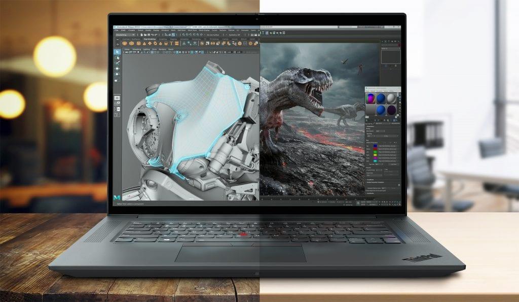 ThinkPad P1 Gen 4: новый дисплей, улучшенная производительность, такой же тонкий и легкий форм-фактор