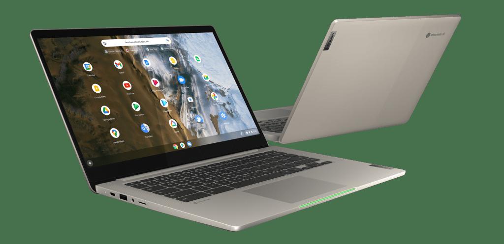 Chromebook IdeaPad 5i (14 дюймов, 6 дюймов) в цвете Sand
