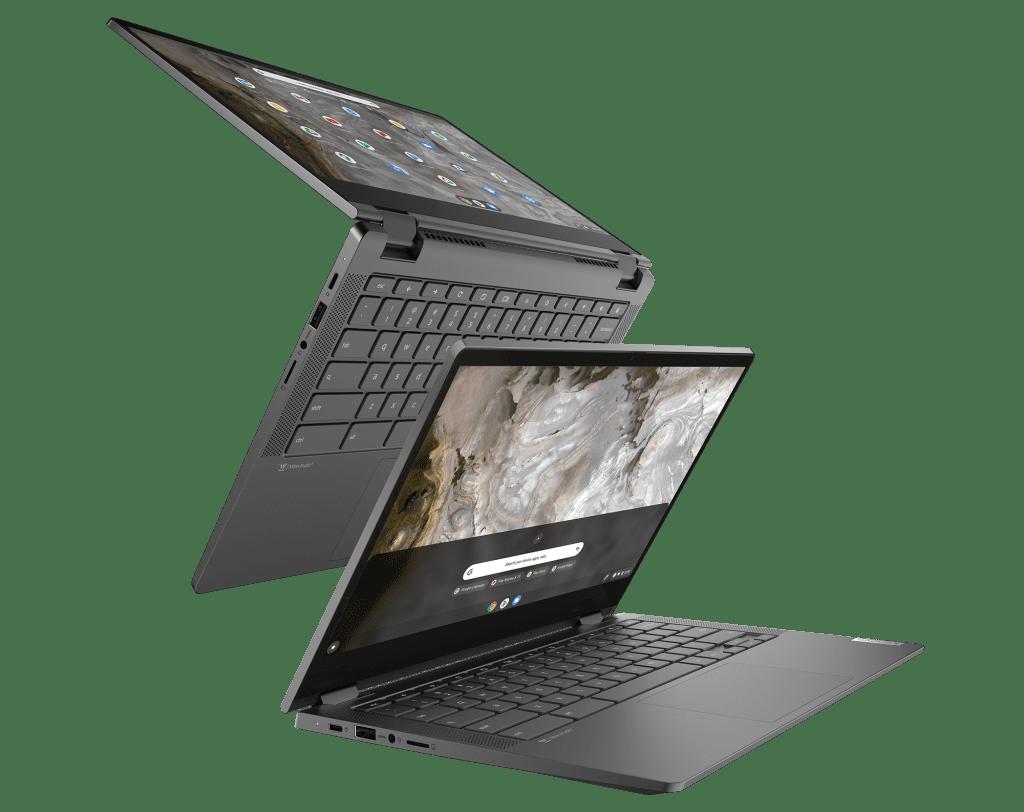 Chromebook IdeaPad Flex 5i (13 дюймов, 6 дюймов) в цвете Iron Grey