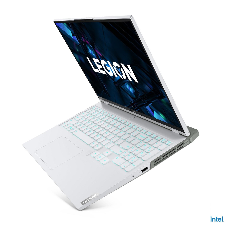 Lenovo Legion 5i Pro доступен в оттенках серого шторма или белого ската