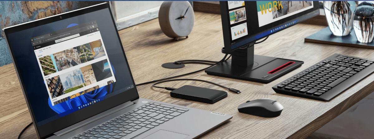 Windows 11 Windfall для ThinkBook и ThinkPad серии E